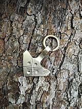 Náhrdelníky - Thorovo kladivo II. bronz - 9291839_