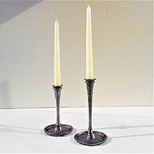 Svietidlá a sviečky - Kované svietniky. 17 - 9293451_