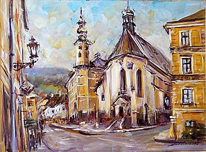 Obrazy - Banská Štiavnica - 9292303_