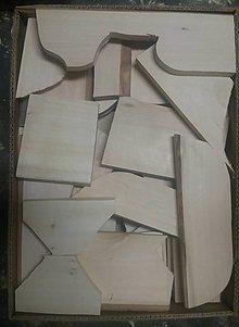 Suroviny - Lipové drevo na vyrezavanie drobností - 9293836_