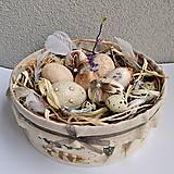 Dekorácie - Veľkonočná dekorácia - 9291201_