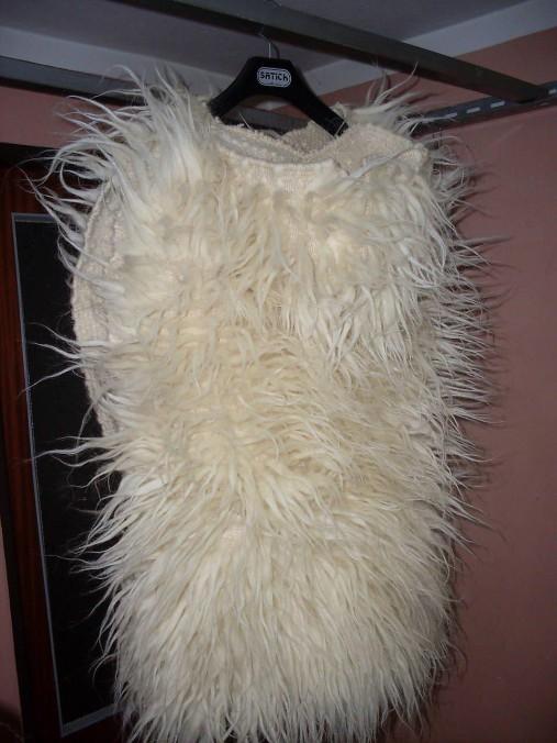 e702ff811 Vesta z ovčej vlny / Wa-ku-ki - SAShE.sk - Handmade Iné oblečenie