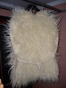 Iné oblečenie - Vesta z ovčej vlny - 9292571_