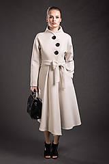 Kabáty - VÝPREDAJ Kašmírový kabát - 9293543_