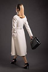 Kabáty - VÝPREDAJ Kašmírový kabát - 9293544_