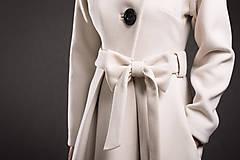 Kabáty - VÝPREDAJ Kašmírový kabát - 9293546_