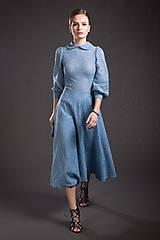 Šaty - VÝPREDAJ Krajkové šaty - 9293759_