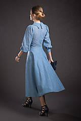 Šaty - VÝPREDAJ Krajkové šaty - 9293760_