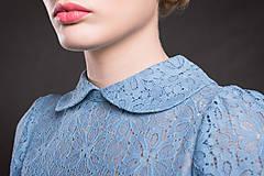 Šaty - VÝPREDAJ Krajkové šaty - 9293763_