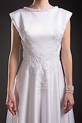 Šaty - Svadobné šaty - 9293994_