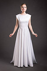 Šaty - Svadobné šaty - 9293996_