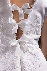 Šaty - Svadobné šaty - 9294000_