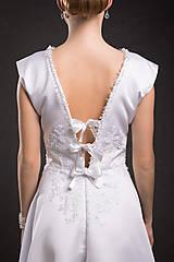Šaty - Svadobné šaty - 9294001_