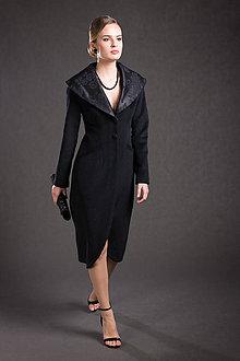 Kabáty - VÝPREDAJ Spoločenský kabát - 9293610_