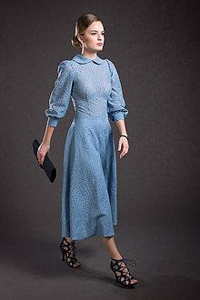 Šaty - Krajkové šaty - 9293758_