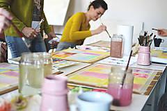 Kurzy - WORKSHOP akvarelovej maľby, úvodný kurz - 9290384_