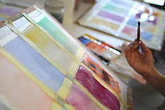 Kurzy - WORKSHOP akvarelovej maľby, úvodný kurz - 9290386_
