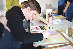 Kurzy - WORKSHOP akvarelovej maľby, úvodný kurz - 9290397_