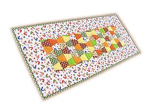 Úžitkový textil - Obrus jarný - 9296446_