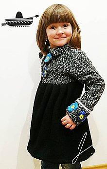 Detské oblečenie - Kabátik na jar...č.2 - 9297797_
