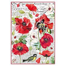 Papier - Ryžový papier DFSA4306 - 9295106_