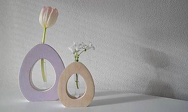 Dekorácie - váza vajíčko maxi - 9296495_