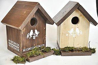Pre zvieratká - Vtáčie búdky - 9296444_