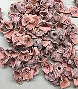 Suroviny - Ružové pastelové sušené plody - 9296868_