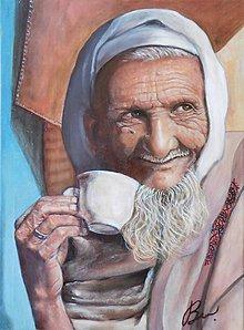 Obrazy - Oáza v duši - Olejomaľba - 9295080_
