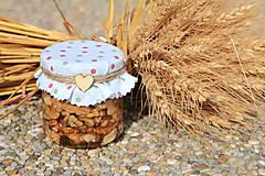 Potraviny - Med s vlašskými orechmi - 9294987_