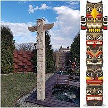 Dekorácie - Indiansky Totem - 9296502_
