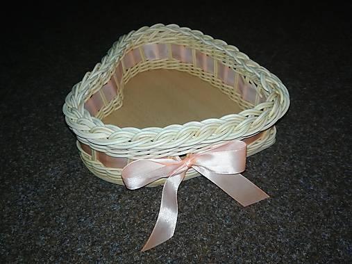 Svadobný košík pre Martinu