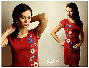Šaty - Šaty Bologna - 9296971_