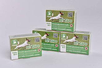 Pre zvieratká - Pet Sapo (výnimočné mydlo pre psov) od firmy Petbelle - 9297976_