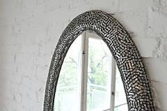 Zrkadlá - Zrkadlo z bicyklových článkov - 9295244_