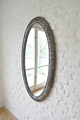 Zrkadlá - Zrkadlo z bicyklových článkov - 9295245_