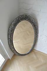 Zrkadlá - Zrkadlo z bicyklových článkov - 9295247_