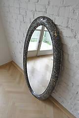 Zrkadlá - Zrkadlo z bicyklových článkov - 9295248_
