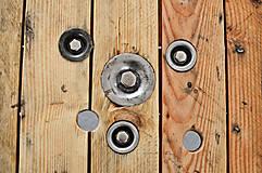 Nábytok - Stolík zo špulky na kábel - 9295373_
