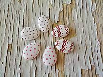 Náušnice - veľkonočné vajíčka-napichovačky - 9298013_