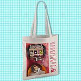 Nákupné tašky - Dom snov/ #bumpkinovejtaška - 9301213_