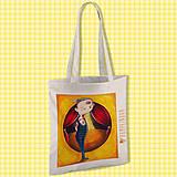 Nákupné tašky - Kyklop/ #bumpkinovejtaška - 9301249_