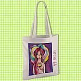 Nákupné tašky - Mystická bytosť/ #bumpkinovejtaška - 9301286_