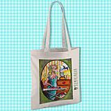 Nákupné tašky - Nahnevaný jednorožec/ #bumpkinovejtaška - 9301339_