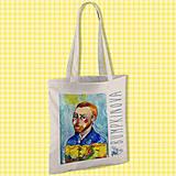Nákupné tašky - Vinco a jeho deň/ #bumpkinovejtaška - 9301380_