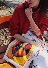 Nákupné tašky - Vinco a jeho deň č.2/ #bumpkinovejtaška - 9301416_