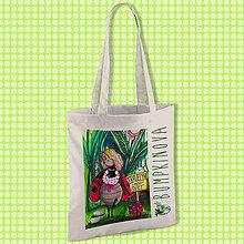 Nákupné tašky - Odporný hmyz/ #bumpkinovejtaška - 9301354_