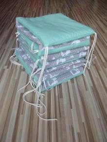 Textil - mantinel do postieľky - 9300411_