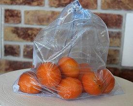 Úžitkový textil - Vrecko na ovocie/pečivo - 9301983_