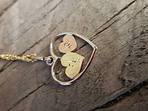 Iné šperky - I love U - 9300259_